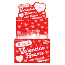 Risque Individually Wrapped Valentine Jumbo Hearts ~ EL-3170-06