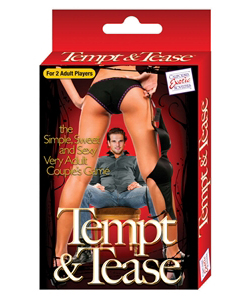 Tempt and Tease Game ~ SE2519-00