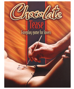 Chocolate Tease Couple Game Set ~ EL-6178
