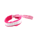 Polka Dot Leash and Collar ~ HO2430HH
