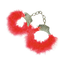 Red Feather Love Cuffs ~ PD3806-15
