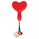 Furry Heart Paddle ~ PD3871-00