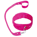 Fantasy Leash and Collar Pink ~ PD3955-00